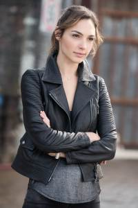 Gal Gadot in Fast and Furious. (GF)