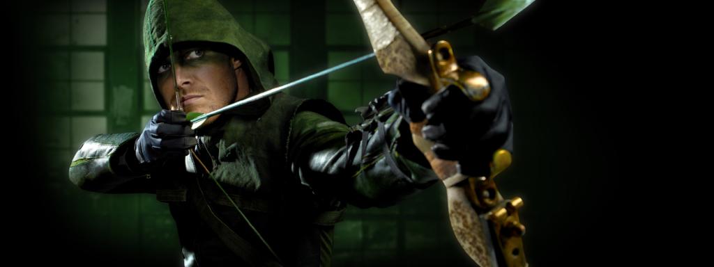 Arrow is al een tijdje bij ons te zien op Vier. (Foto CW)