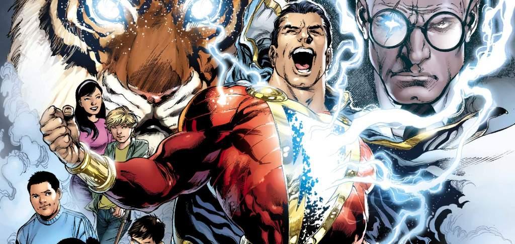 Shazam, één van de minder bekende helden. (Foto DC Comics)