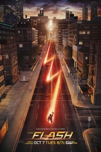 The poster voor The Flash. (Foto CW)
