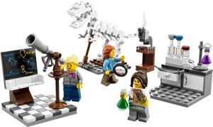 Het Research Institute. (Foto Lego)