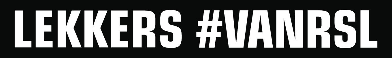 LEKKERS#VANRSL logo