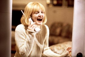 SCREAM, Drew Barrymore, 1996