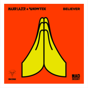 Major-Lazer-Showtek-Believer-artwork